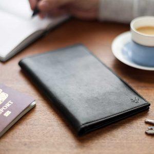Travel Passport Wallet | Watson & Wolfe