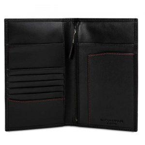Handmade Vegan Passport Wallet | Watson & Wolfe