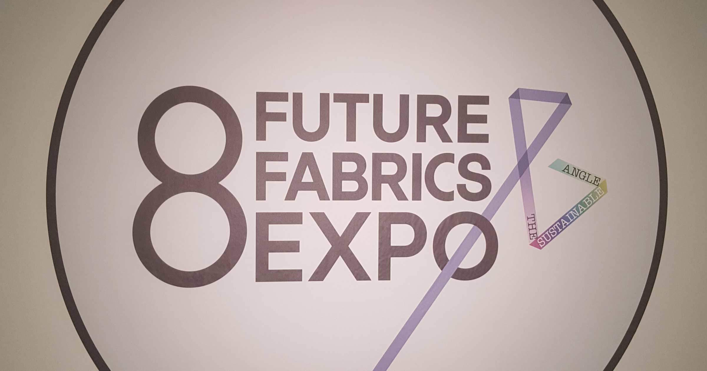 8th Future Fabrics Expo 2019, The Sustainable Angle | The Tundra, Watson & Wolfe