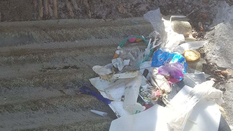 The War on Litter, Mallorca