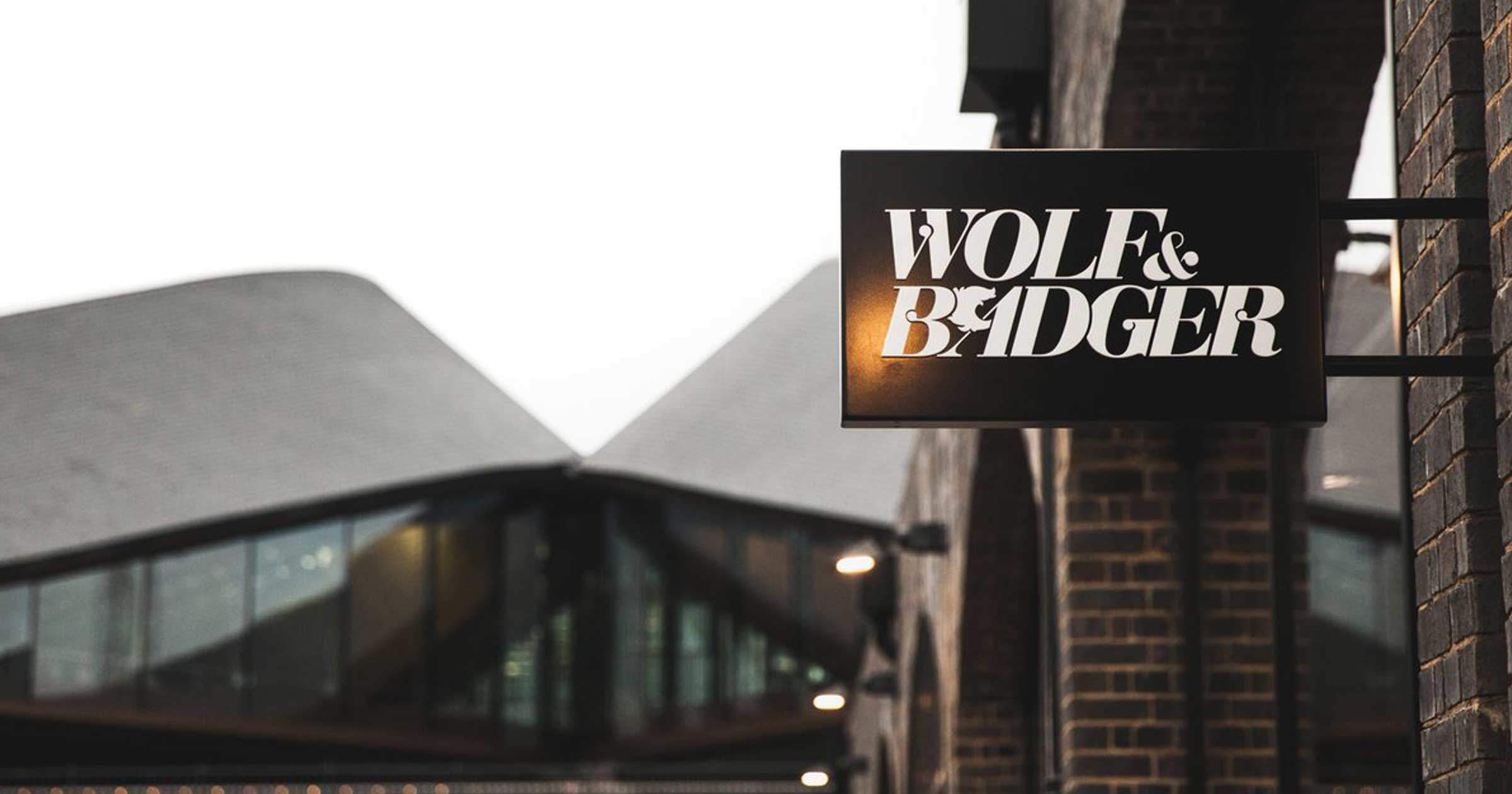 Watson & Wolfe Launch on Wolf & Badger