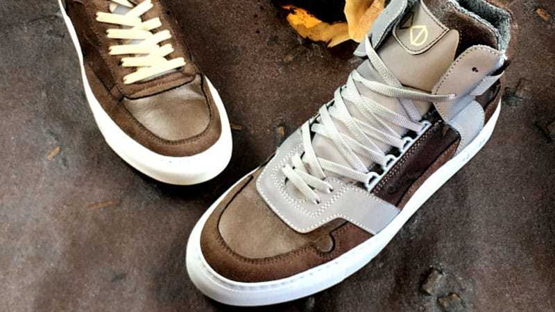 Vegan Trainers From Coffee Grounds, The Tundra   Watson & Wolfe