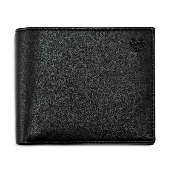 Bifold Wallet in Black | Watson & Wolfe