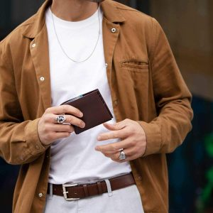 Vegan Leather Goods Gift Set for Men | Watson & Wolfe