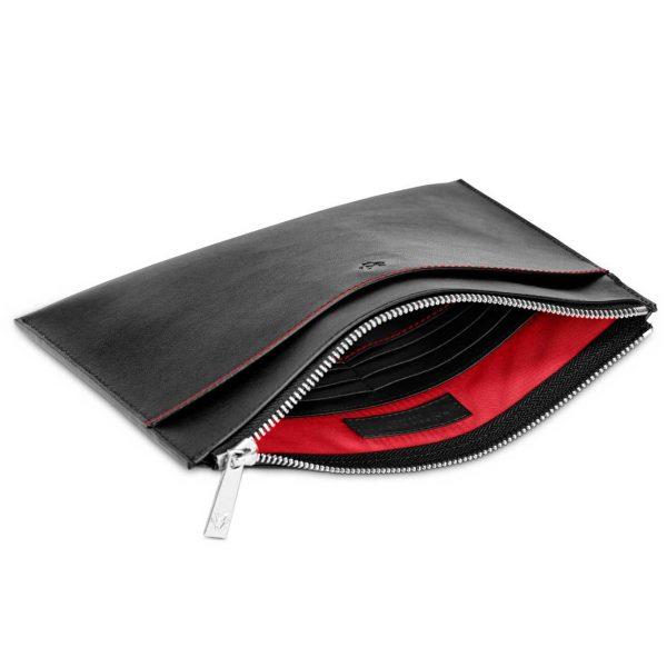 Handmade Pouch Bag for Men | Watson & Wolfe