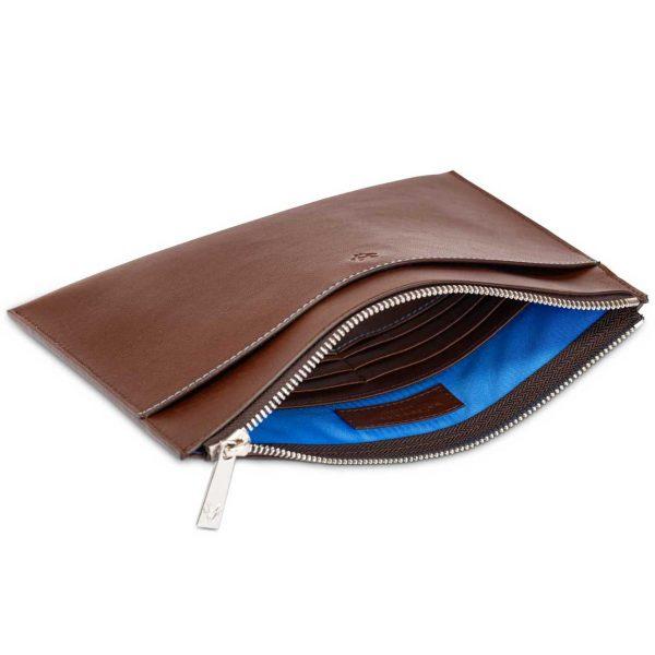eReader Pouch Bag in Oakbark   Watson & Wolfe