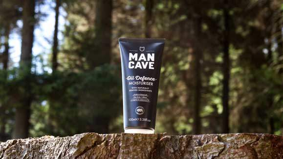 Mancave Cruelty Free Skincare for Men | Watson & Wolfe