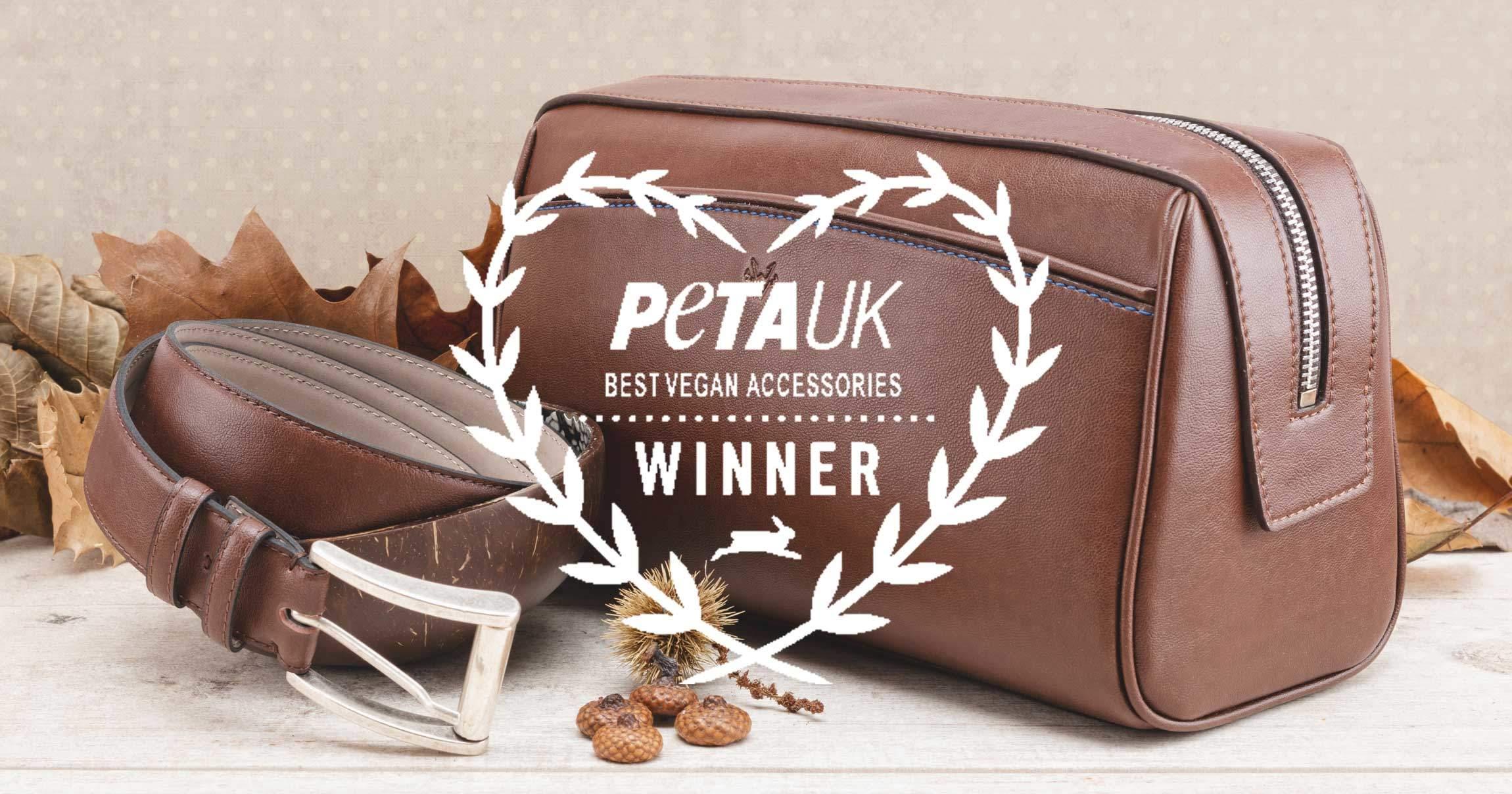 Best Vegan Accessories, PETA Award Winner | Watson & Wolfe