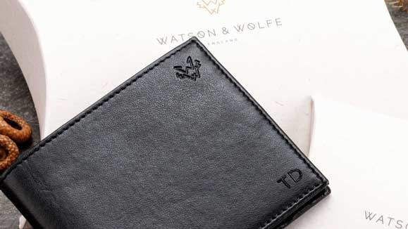 Personalised Valentines Day Gift For Him | Watson & Wolfe