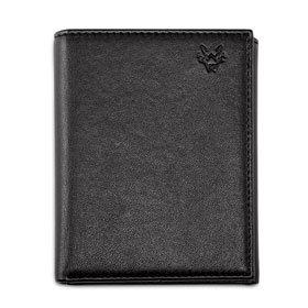 Trifold Wallet in Black | Watson & Wolfe