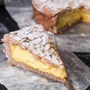 Food Friday, Italian Custard Tart Recipe | Watson & Wolfe