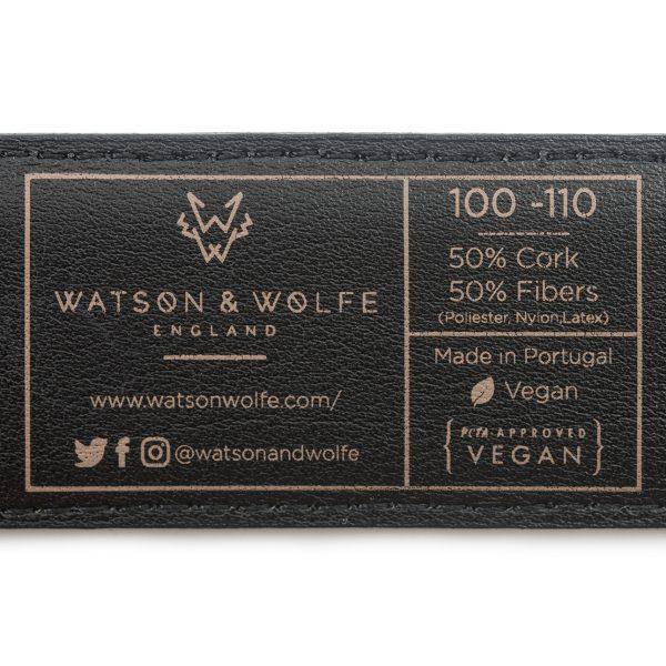 Vegan Cork Belts | Watson & Wolfe