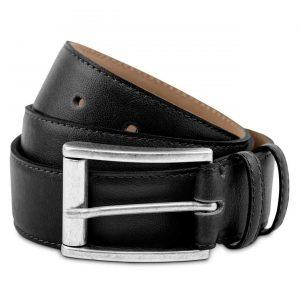 Mens Faux Leather Belt | Watson & Wolfe