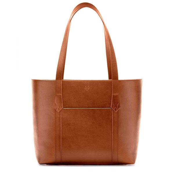 Maddox Vegan Tote Bag for Women | Watson & Wolfe