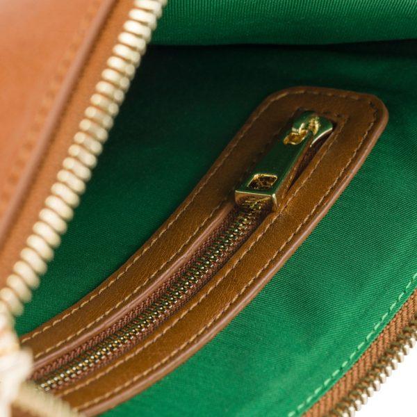 Luxury Vegan Clutch Bag   Watson & Wolfe