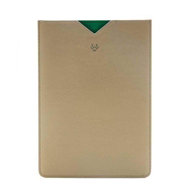 Vegan Leather iPad Mini Sleeve   Watson & Wolfe