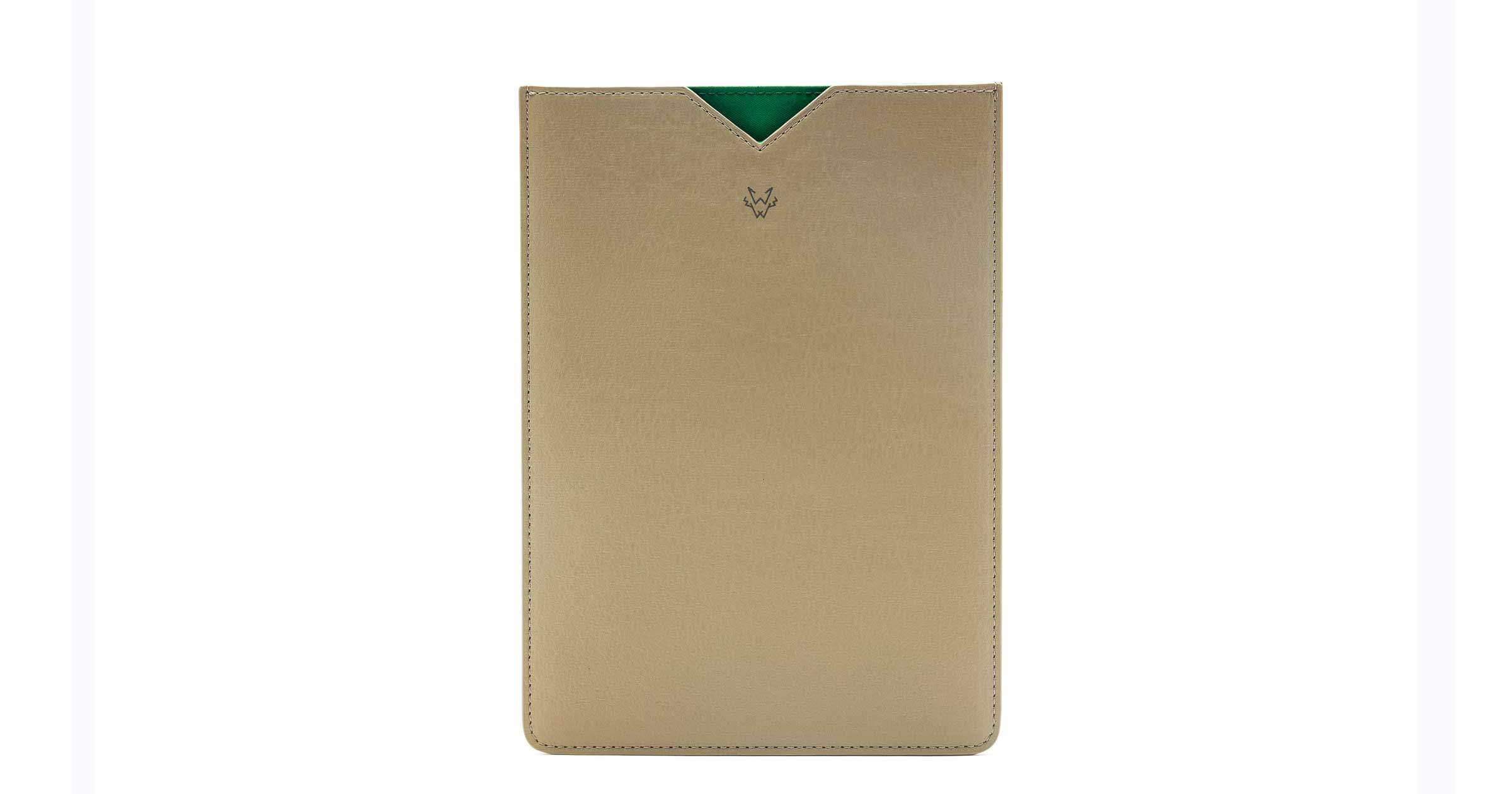 Vegan Leather iPad Mini Sleeve | Watson & Wolfe