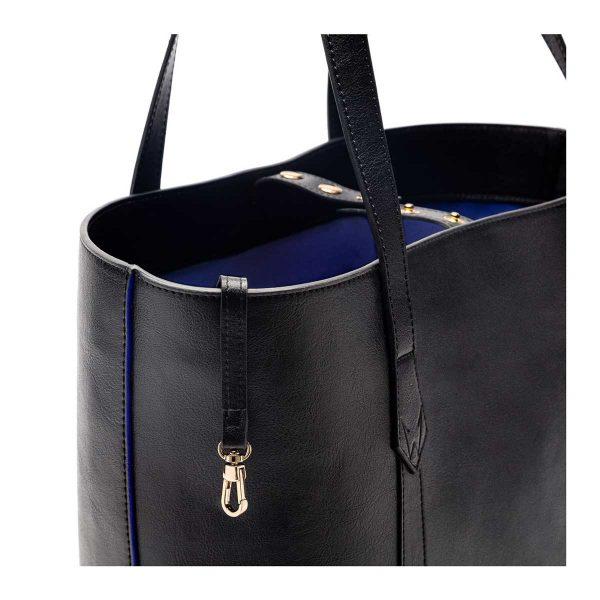 Luxury Vegan Tote Bag   Watson & Wolfe