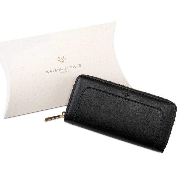 Vegan Wallet Gift for Her | Watson & Wolfe
