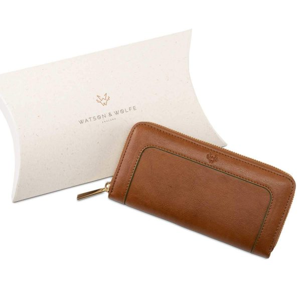 Vegan Purse Gift for Her   Watson & Wolfe