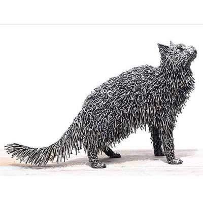 Cat by Brian Mock, Artist | Watson & Wolfe