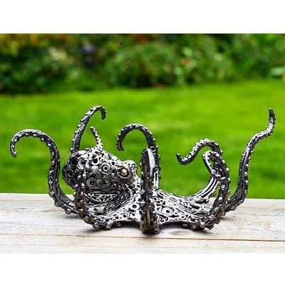 Octopus by Brian Mock, Artist | Watson & Wolfe