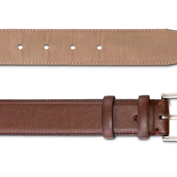 Brown Mens Belt | Watson & Wolfe