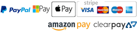 Payment processor icons