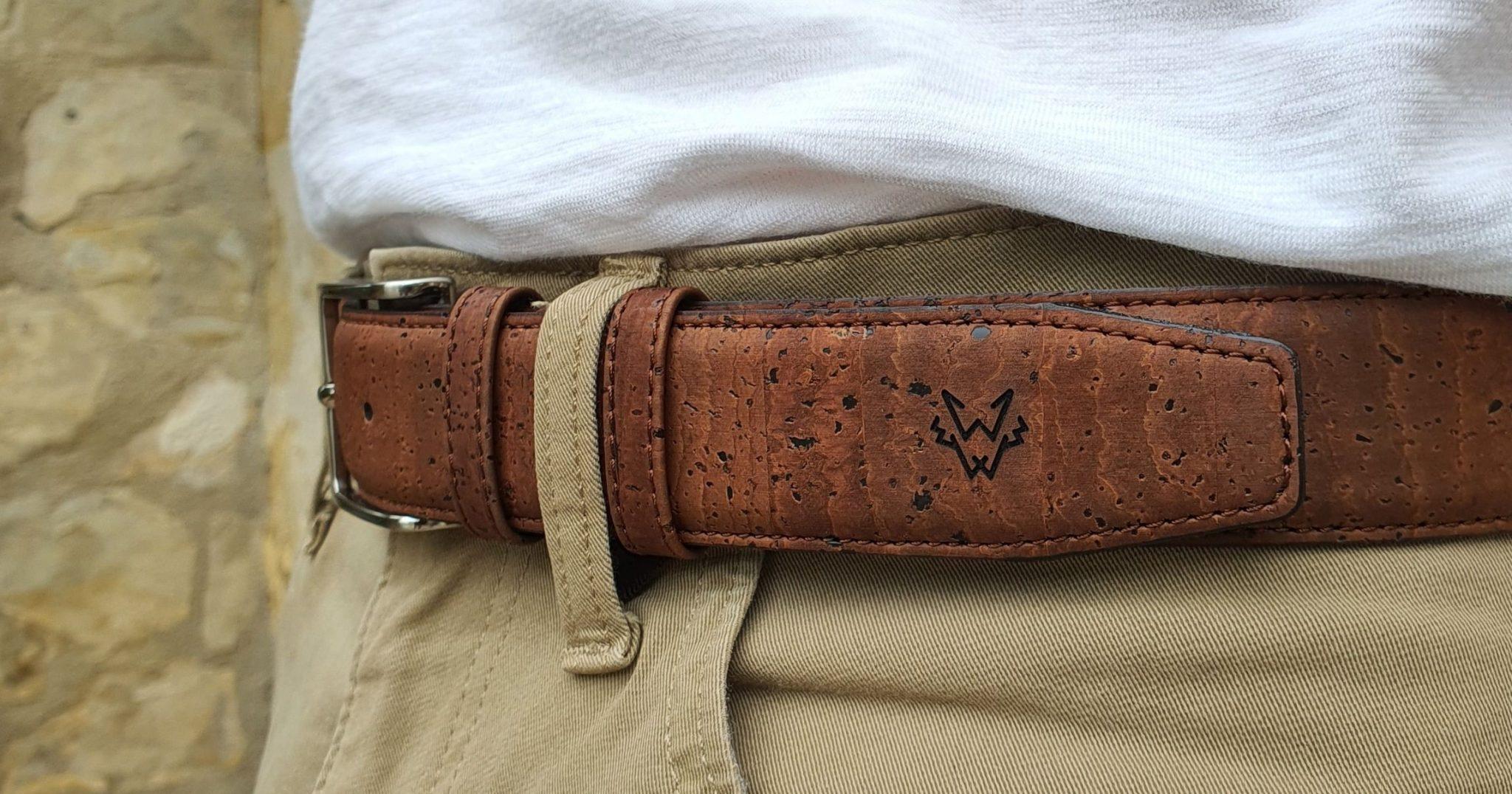 Cork Belts | Watson & Wolfe