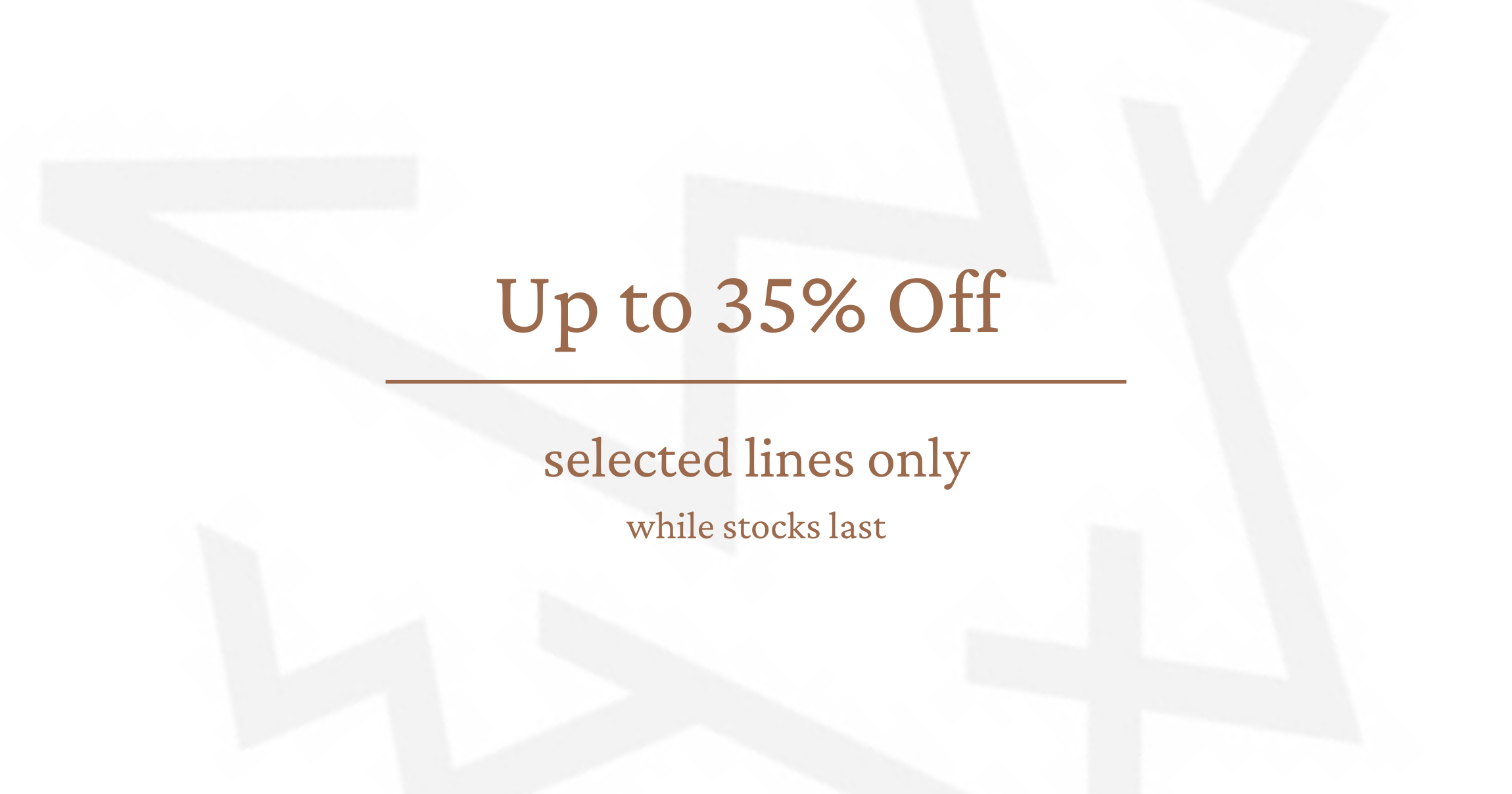Black Friday Event, Up to 35% Off   Watson & Wolfe